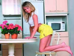 Кухонная гимнастика