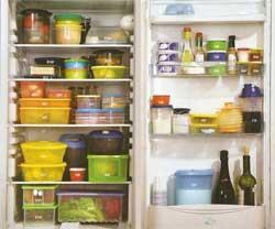 Как сохранить продукты в холодильнике