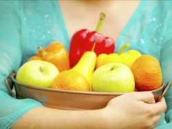 Весенняя диета для кожи
