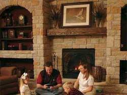 Камин — это радость в вашем доме