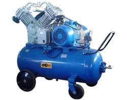 Современные компрессорные установки - описание различных видов, используемых в промышленности