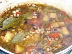 Жемчужный суп для леди