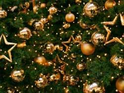 Как украсить дом в новогоднюю ночь