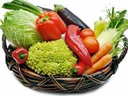 Вкусно и полезно: овощи