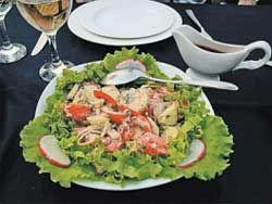 Фантастический салатик