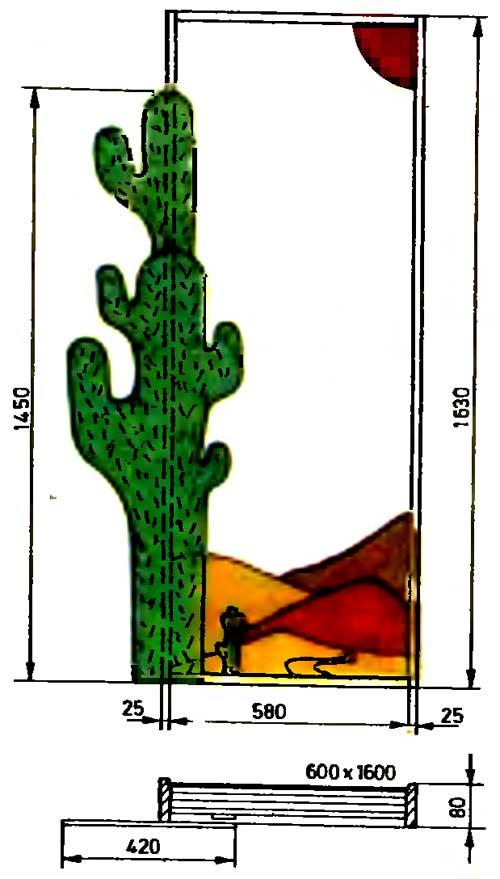 """Пустыня """"Гоби"""" в вашей прихожей"""