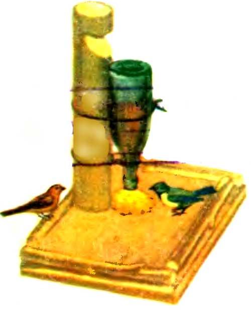 Домики и кормушки для птиц