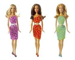 Шьем наряд для Барби