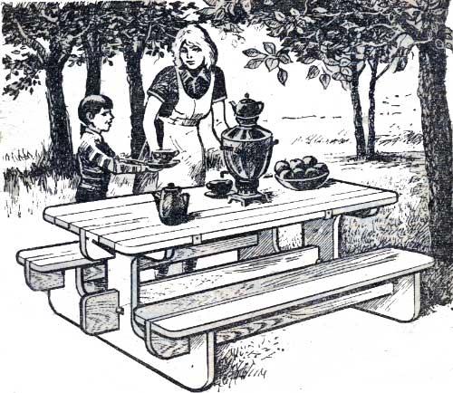 Садовая скамья сделанная своими руками, бесспорно, станет излюбленным местом проведения свободного (и не только)...