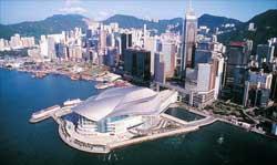 Гонконг в цветах радуги
