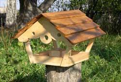 Кормушка для мелких птиц