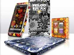 Виниловые наклейки на ноутбук и телефон - яркая индивидуальность и защита