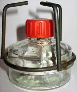 Горелка для домашней лаборатории