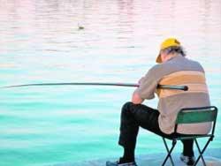 Плевать в июне на рыбалку? Лучше на червя!