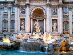 Мировой рейтинг самых-самых фонтанов
