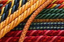 Декоративный шнур своими руками