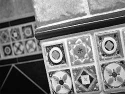 Чем хороша керамическая плитка