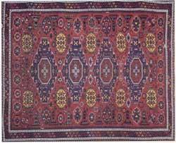 Безворсовые ковры сумахи, ямани, зили