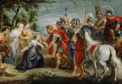 Встреча Давида и Абигайль. Гимн женщине?