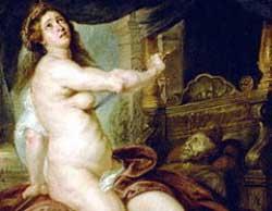 «Смерть Дидоны». Рубенс и Вергилий: стоит ли жить без любви?