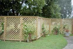 Загородки в саду. Ограждаем отдельные участки сада