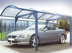 Как на даче сделать стоянку для автомобиля