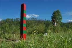 Положение дел на Китайско-Финской границе