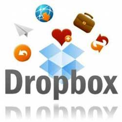 """Хранение важных данных в """"облаке"""" - Dropbox"""