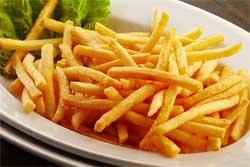 Картофель фри быстро и по правилам!