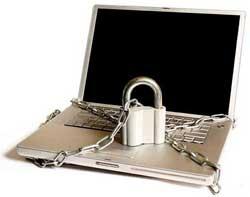 Блокировка компьютера от постороннего доступа