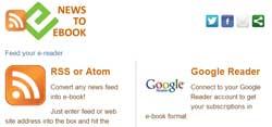 Как превращать сайты и новости сайтов в полноценные электронные книжки