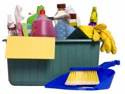 Как быстро привести дом в порядок