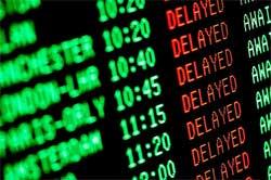 Что делать, если задержали рейс?
