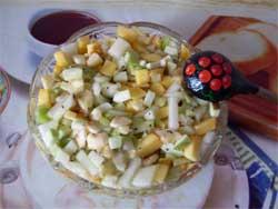 """Фруктовый салат """"La Passione"""""""