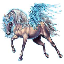 Новый год 2014 - год лошади по восточному календарю
