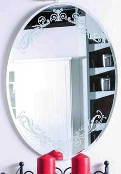 Узоры на зеркале