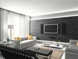 Как быстро освежить покрытый побелкой потолок