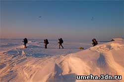 Хитрости лыжного похода