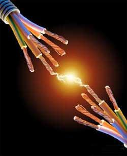 Монтаж электропроводки и установка осветительных устройств