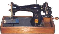 Как сделать чтобы при шитье на швейной машине нитка не соскакивала со шпули