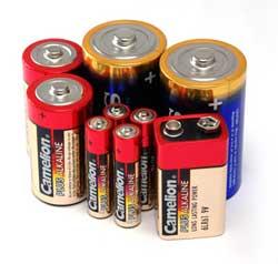 Восстановление отработанных батареек