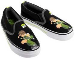 Обувь из парусины