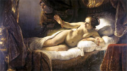 «Даная» Рембрандта: почему вандал выбрал именно эту картину?