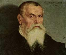 4 октября - День рождения Лукаса Кранаха Старшего