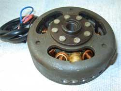 Переделка трансформатора магнетто