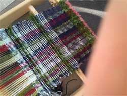 Учимся ткать