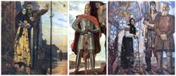 Кто автор триптиха «Александр Невский»? Русский дух в картинах Павла Корина