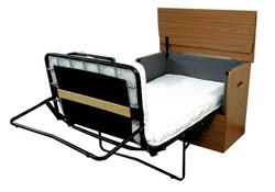 Мебель-трансформер: Стол-кровать