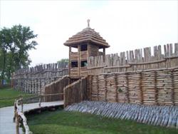 Крепость Biskupin
