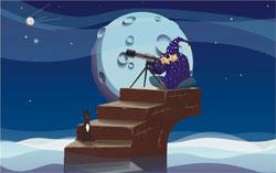 Самодельный телескоп